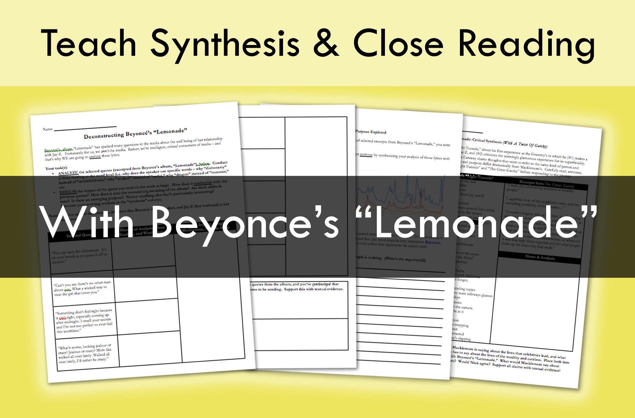 12 Lemonade Banner